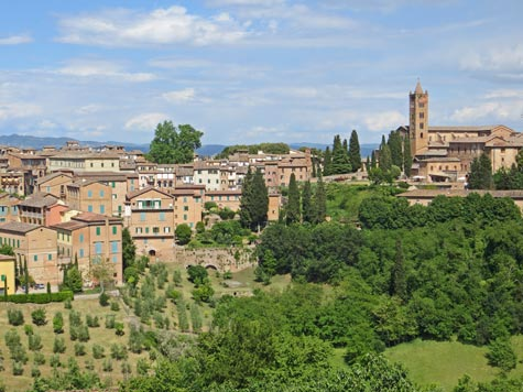 Siena Italy Tourist Attractions