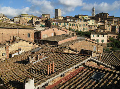 Siena Italy Attractions